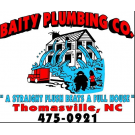 Baity Plumbing Co. , Drain Cleaning, Water Heater Repairs, Plumbing, Thomasville, North Carolina