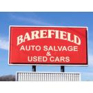 Barefield's Auto Salvage, Auto Salvage, Auto Repair, Auto Body, Russellville, Arkansas