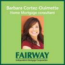 Barbara Cortez-Ouimette: Fairway Independent Mortgage Consulting, Real Estate Advisors, Home Loans, Mortgage Consultants, Denver, Colorado