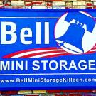 Bell Mini-Storage, Storage Facility, Self Storage, Storage, Killeen, Texas