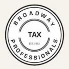 Broadway Tax Professionals, Tax Preparation & Planning, Finance, New York, New York