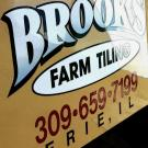 Brooks Farm Tiling, Drainage Contractors, Services, Erie, Illinois