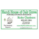Handi-House of Oak Grove, Sheds & Barns, Metal Buildings, Construction, Lexington, South Carolina