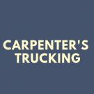 Carpenter's Trucking, Stone and Gravel Contracting, Services, Mcarthur, California