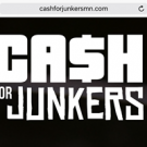 Cash for Junkers MN, Auto Salvage, Scrap Metal, Junk Dealers, Ham Lake, Minnesota