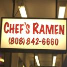 Chef's Ramen, Asian Restaurants, Japanese Restaurants, Restaurants, Honolulu, Hawaii