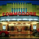 The Commodore Theatre , Movie Theaters, Portsmouth, Virginia