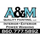 A&M Quality Painting, LLC, Painting Contractors, Interior Painters, Exterior Painters, New Milford, Connecticut
