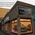 Consign Design, Consignment Service, Used Furniture, Furniture, Seattle, Washington