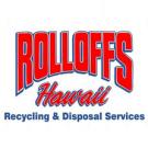 Rolloffs Hawaii, Waste Management, Services, Honolulu, Hawaii