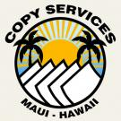Copy Services, Printing Services, Services, Wailuku, Hawaii