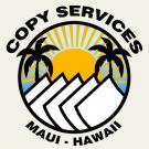 Copy Services, Printing, Notaries, Printing Services, Wailuku, Hawaii