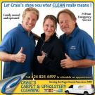 Craig's Carpet & Upholstery, Water Damage Restoration, Carpet and Upholstery Cleaners, Carpet and Rug Cleaners, Bothell, Washington