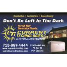 Current Technologies Inc., Solar Electricity Services, Generators, Electricians, Port Edwards, Wisconsin