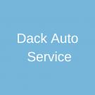 Dack Auto Service, Auto Repair, Services, Enterprise, Alabama