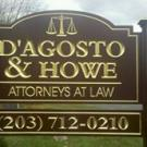 D'Agosto & Howe LLC, Family Attorneys, Personal Injury Attorneys, Workers Compensation Law, Shelton, Connecticut