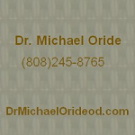Michael Oride, OD, Eye Care, Eye Doctors, Optometrists, Lihue, Hawaii