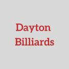 Dayton Billiards, Billiard Tables, Dayton, Ohio