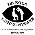 De Boer Family Eye Care, Eye Doctors, Health and Beauty, Demotte, Indiana