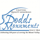Dodds Monuments, Headstones & Grave Markers, Family and Kids, Middletown, Ohio