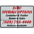 Echo Storage Options, Commercial Storage, Storage Facility, Storage, Golden Valley, Arizona