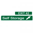 Exit 42 Self Storage, Self Storage, Services, Troutman, North Carolina