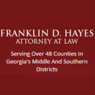 Franklin D. Hayes Attorney at Law, Personal Injury Attorneys, Bankruptcy Attorneys, Workers Compensation Law, Tifton, Georgia