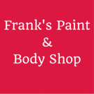 Frank's Paint & Body Shop, Auto Body Repair & Painting, Services, Texarkana, Texas