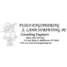 FUSCO ENGINEERING & LAND SURVEYING, Land Surveying, Services, Middletown, New York