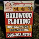 General's Hardwood Flooring, Hardwood Floor Sanding, Hardwood Floor Refinishing, Hardwood Floor Installation, Webster, New York