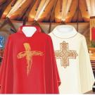 Haftina Liturgical Vestments, Custom Clothing, Religious Goods, Church Supplies, Massena, New York