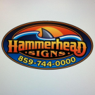 Hammerhead Signs, Signs, Logo Designers, Custom Signs, Winchester, Kentucky