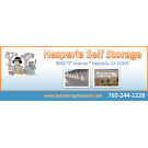 Hesperia Self Storage , Storage Facility, Storage Facilities, Self Storage, Hesperia, California