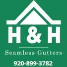 H & H Seamless Gutters, Gutter Repair and Replacement, Rain Gutters, Gutter Installations, Pulaski, Wisconsin