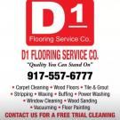 D1 Flooring Service Co., Carpet and Upholstery Cleaners, Floor Refinishing, Floor & Tile Cleaning, Bronx, New York