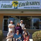 Island Enclosures & Improvements LLC, Window Installation, Sunrooms & Solaria, Hurricane Shutters, Gulf Shores, Alabama