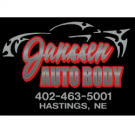 Janssen Auto Body, Auto Services, Auto Body, Auto Body Repair & Painting, Hastings, Nebraska