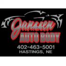 Janssen Auto Body, Auto Body Repair & Painting, Services, Hastings, Nebraska