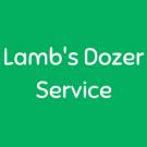 Lamb's Dozer Service, Excavation Contractors, Services, Atmore, Alabama
