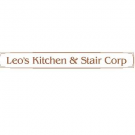 Leo's Kitchen & Stair Corp., Kitchen Cabinets, Stair Builders, Kitchen Remodeling, New Britain, Connecticut