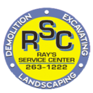 Ray's Service Center, Excavation Contractors, Landscaping, Drainage Contractors, Moberly, Missouri