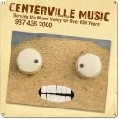 Centerville Music, Musical Instruments, Guitar Lessons, Guitars, Dayton, Ohio