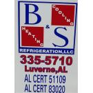 B & S Refrigeration, Air Conditioning Repair, Air Conditioning Installation, Heating & Air, Luverne, Alabama