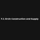 Ervin F J Construction & Supply, Construction, Services, Mooresville, North Carolina