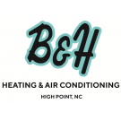 B & H Heating & Air Conditioning Inc., HVAC Services, Air Conditioning Contractors, Heating & Air, High Point, North Carolina