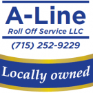 A-Line Roll Off Service, LLC, Commercial Garbage Disposal Equipment, Dump Trailers, Dumps & Garbage Services, Wisconsin Rapids, Wisconsin