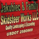 Jakubiec & Family Skidsteer Works LLC, Ponds & Water Gardens, Retaining Walls, Landscaping, Wabeno, Wisconsin