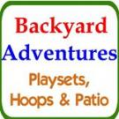 Backyard Adventures Iowa, Outdoor Recreation, Outdoor Furniture, Playground Equipment, Urbandale, Iowa