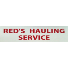 Red's Hauling Service, garbage disposal, Hauling, waste removal, Chicago, Illinois