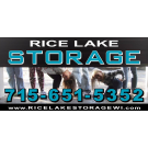 Rice Lake Storage, Storage Facility, Self Storage, Storage, Rice Lake, Wisconsin